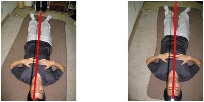 「さいたま市大宮の整体院」唐仁原治療院の施術前後の変化「腰椎ヘルニア」